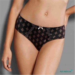 Culotte Mila par Anita Care - Coloris Noir - Face