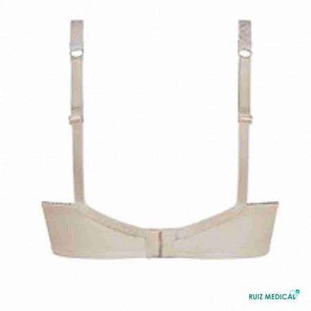 Soutien-gorge pour prothèse mammaire Bailey WB par Amoena - Seul Dos