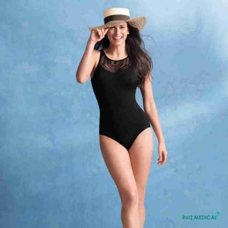 Maillot de bain pour prothèse mammaire Argentina par Anita - Vue face
