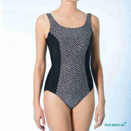 Maillot de bain pour prothèse mammaire Bandol par Thuasne