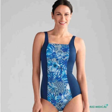 Maillot de bain pour prothèse mammaire Bahamas par Amoena
