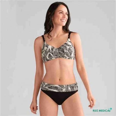 Maillot de bain pour prothèse mammaire Ibiza par Amoena